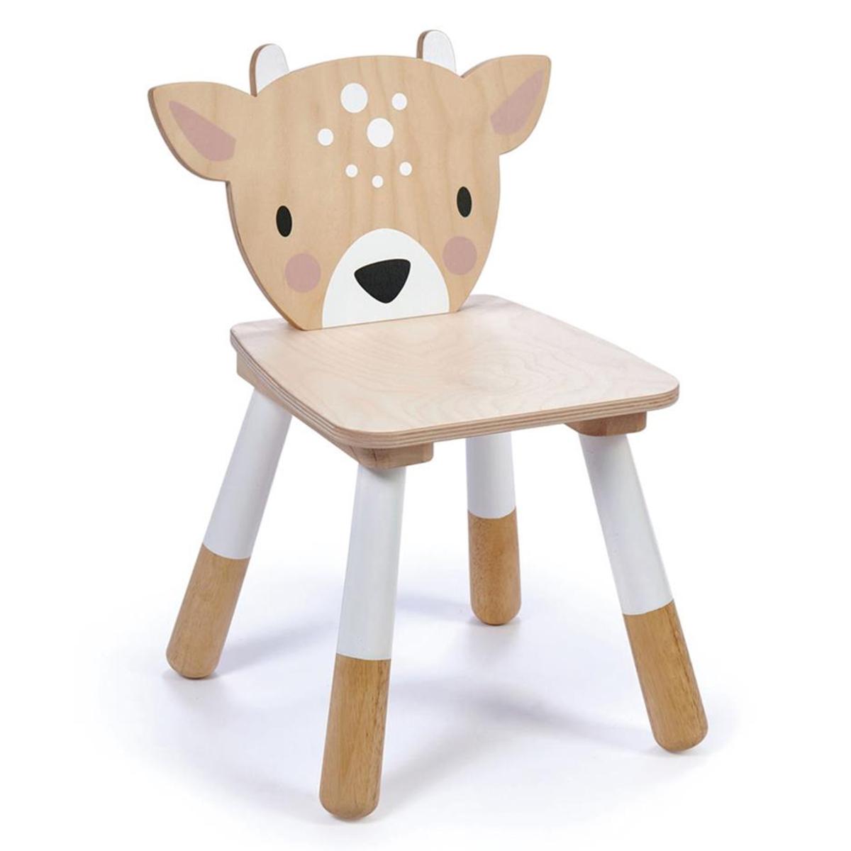 Table & Chaise Chaise Forêt Cerf Chaise Forêt Cerf