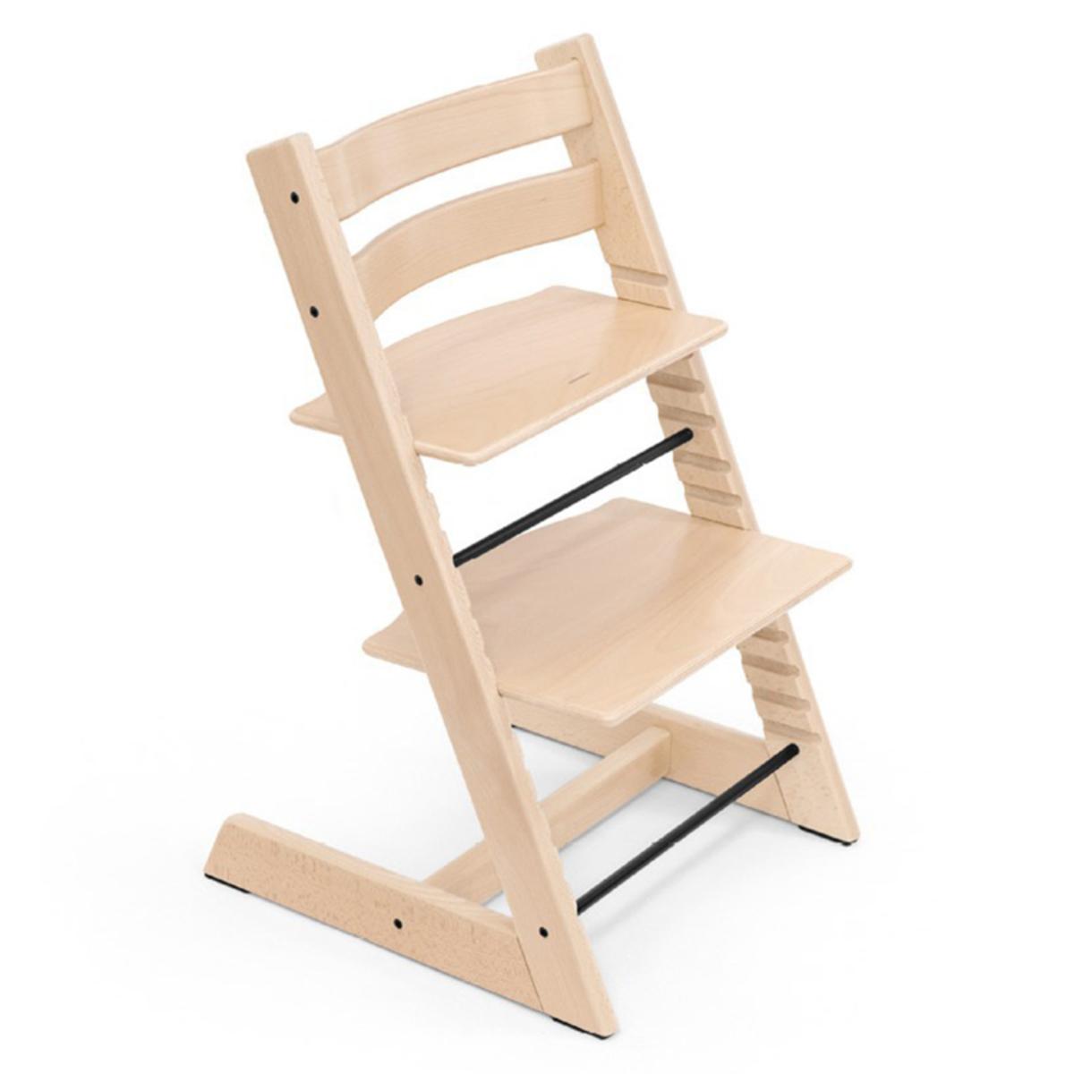 Chaise haute Chaise Haute Tripp Trapp - Hêtre Naturel Chaise Haute Tripp Trapp - Hêtre Naturel