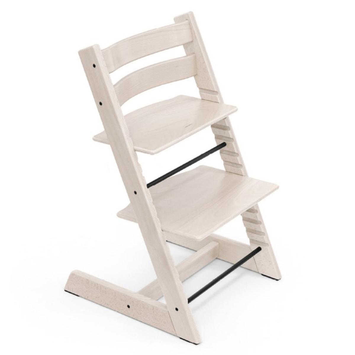 Chaise haute Chaise Haute Tripp Trapp - Hêtre Blanchi Chaise Haute Tripp Trapp - Hêtre Blanchi