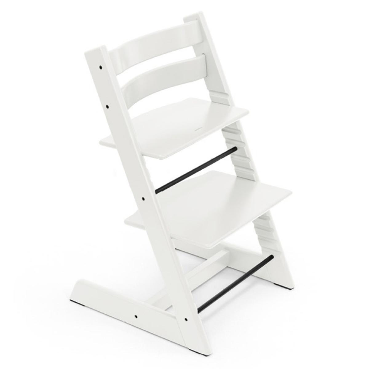 Chaise haute Chaise Haute Tripp Trapp - Blanc Chaise Haute Tripp Trapp - Blanc
