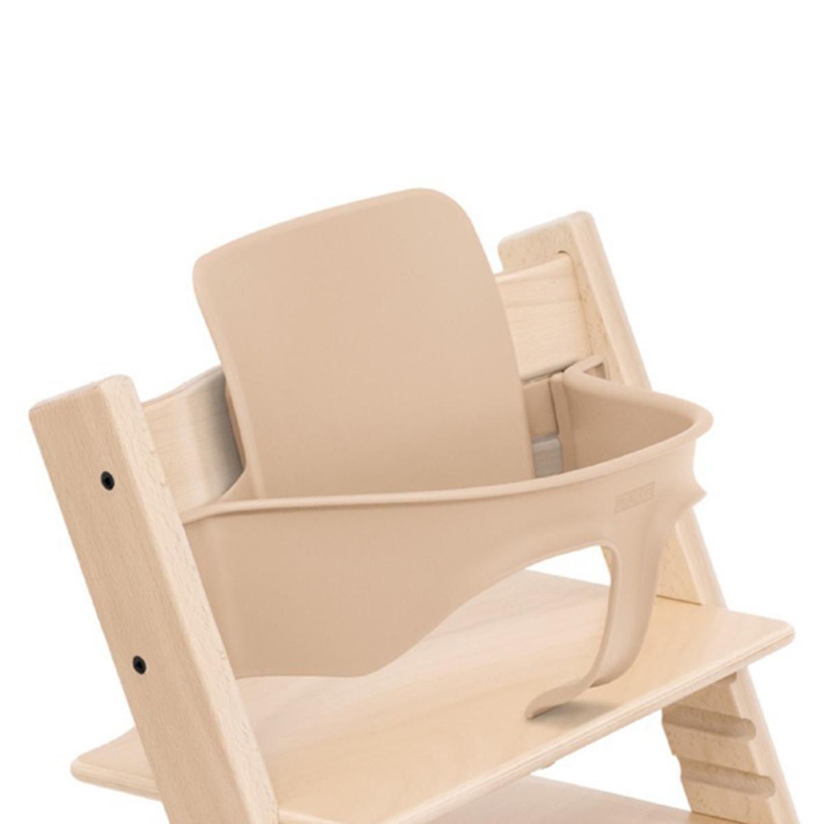 Chaise haute Tripp Trapp Baby Set - Naturel Tripp Trapp Baby Set - Naturel
