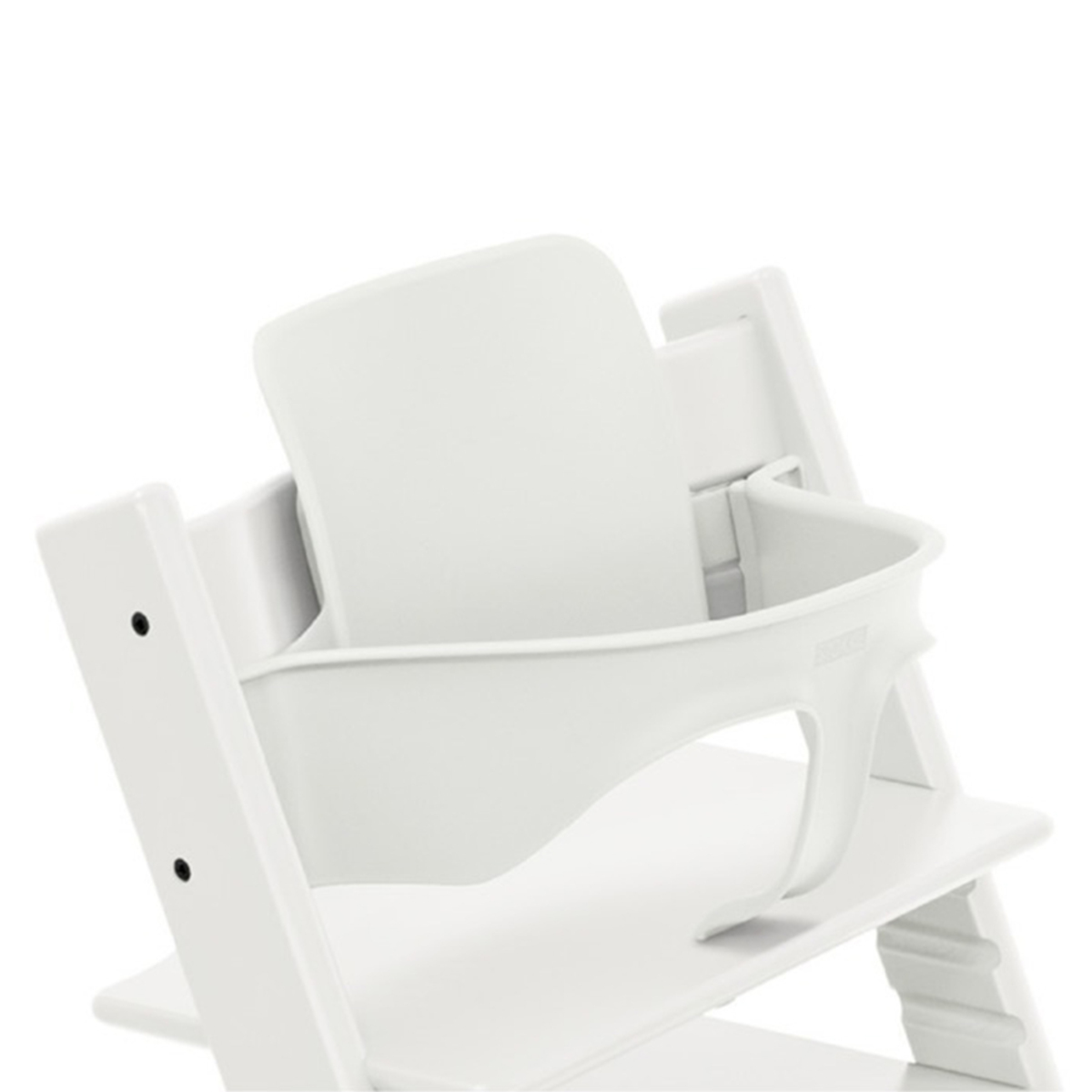 Chaise haute Tripp Trapp Baby Set - Blanc Tripp Trapp Baby Set - Blanc