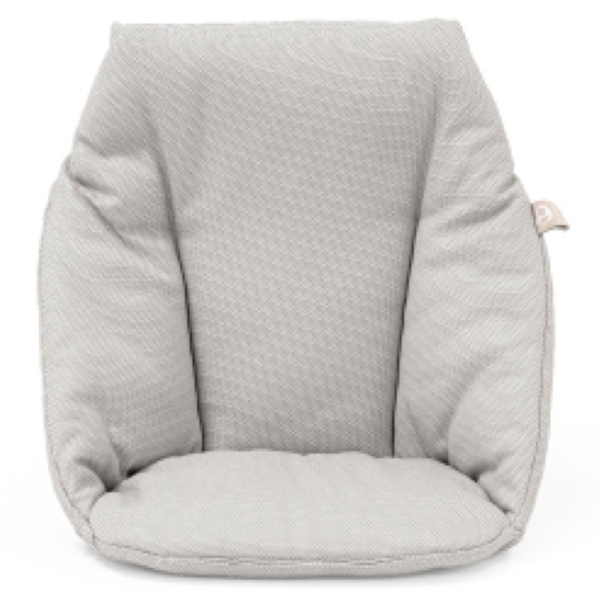 Chaise haute Coussin Baby Tripp Trapp - Gris Intemporel Coussin Baby Tripp Trapp - Gris Intemporel