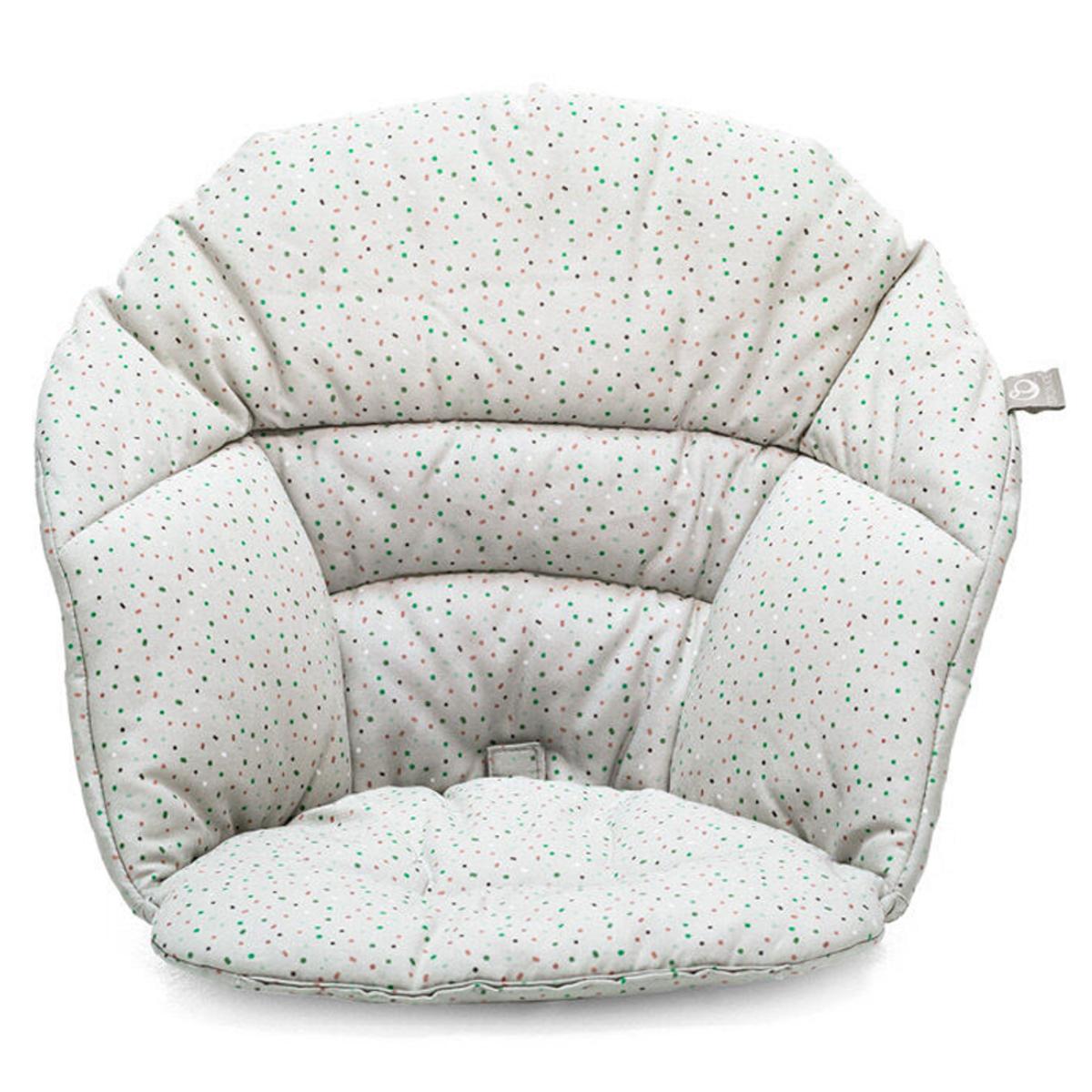 Chaise haute Coussin Clikk - Grey Sprinkles Coussin Clikk - Grey Sprinkles