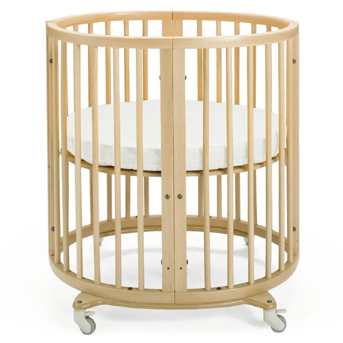 Lit bébé Mini Berceau Evolutif Sleepi - Naturel Mini Berceau Evolutif Sleepi - Naturel