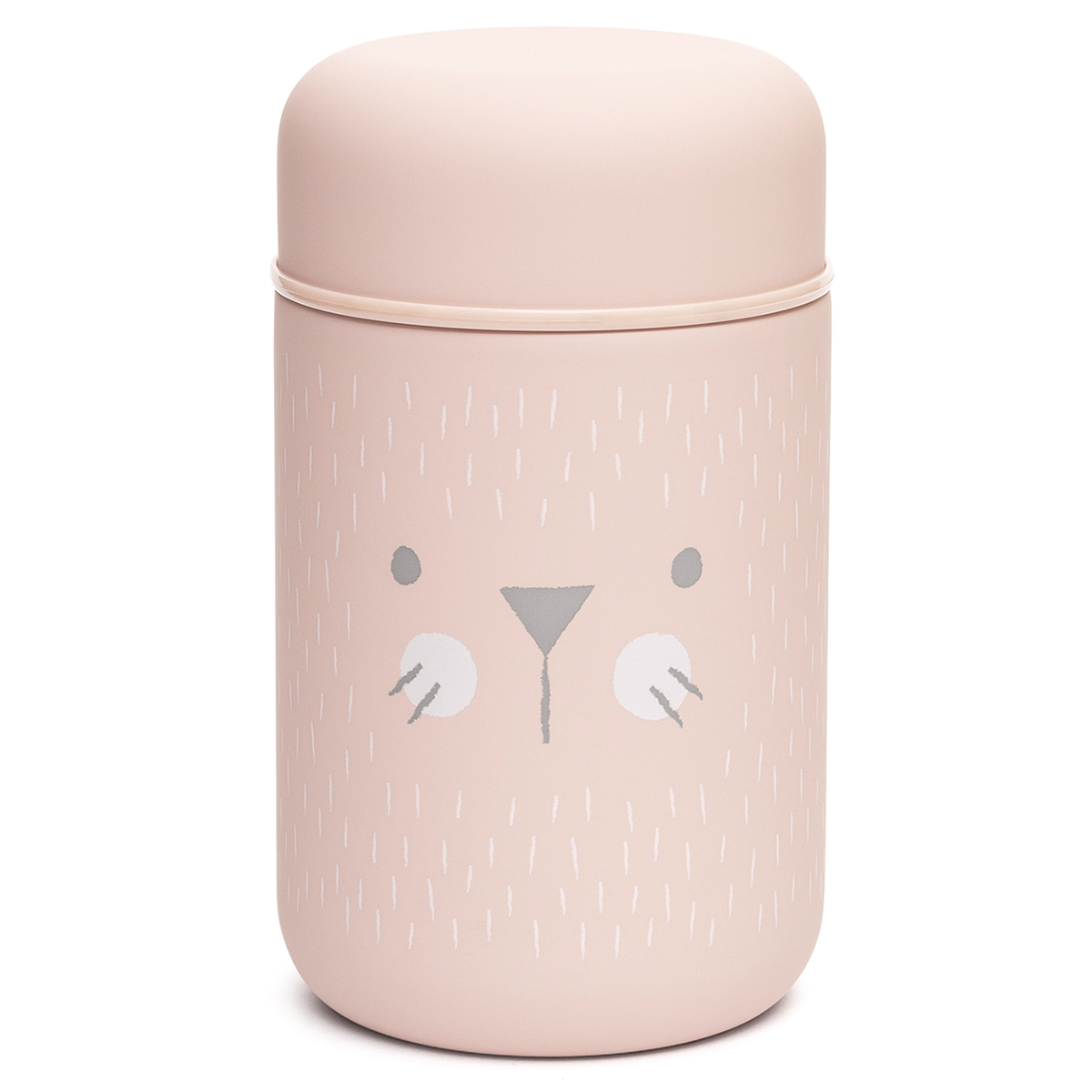 Vaisselle & Couvert Pot Isotherme Hygge Baby - Rose Pot Isotherme Hygge Baby - Rose