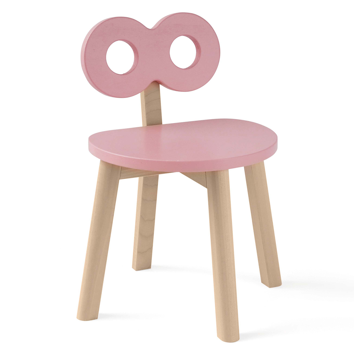 Table & Chaise Chaise Double-O - Rose Chaise Double-O - Rose