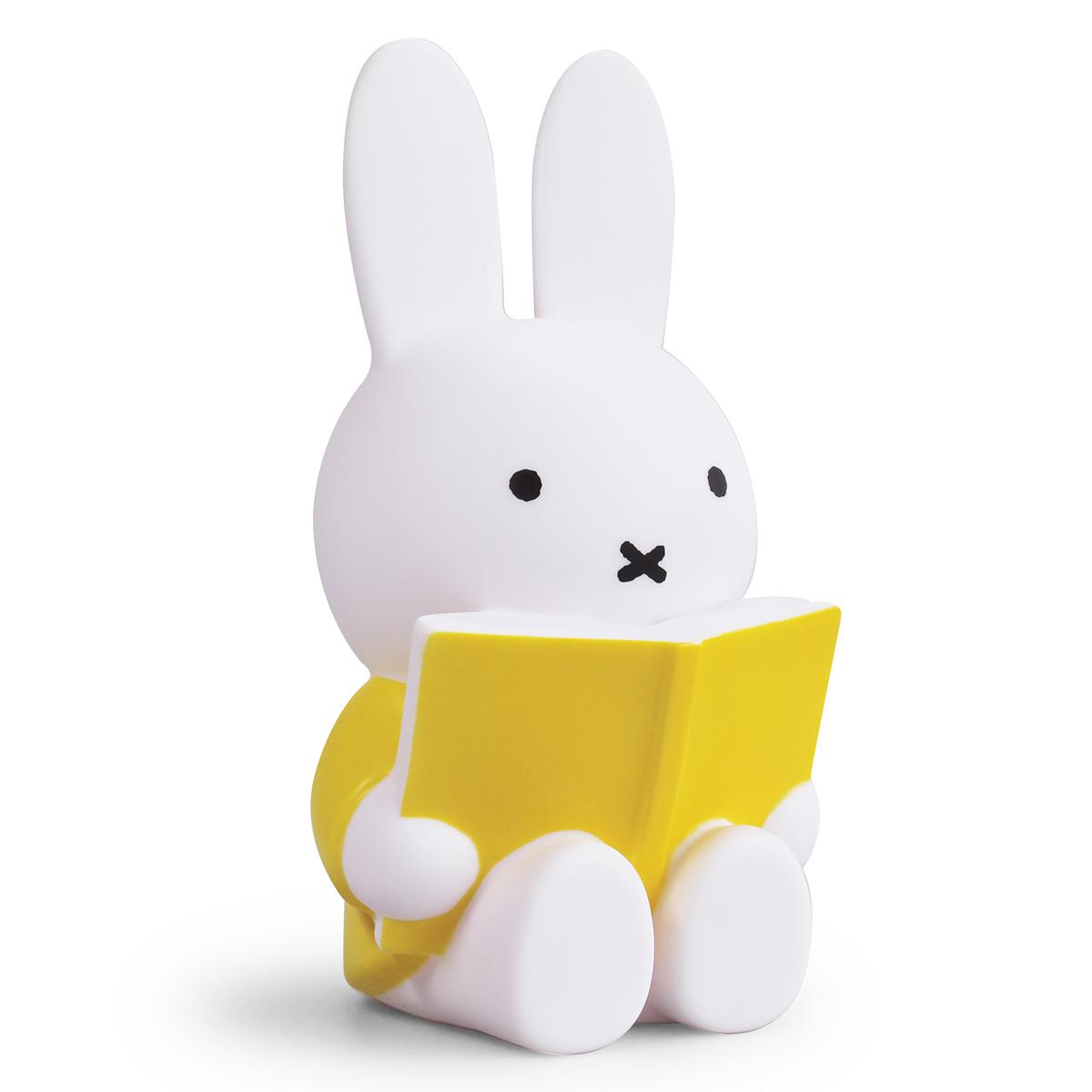 Tirelire Tirelire Miffy Livre - Jaune Tirelire Miffy Livre - Jaune