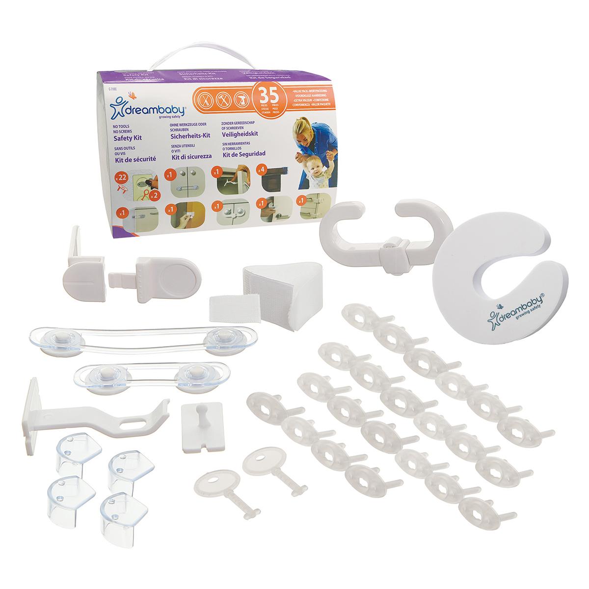 Sécurité domestique Kit de Sécurité Bébé Kit de Sécurité Bébé