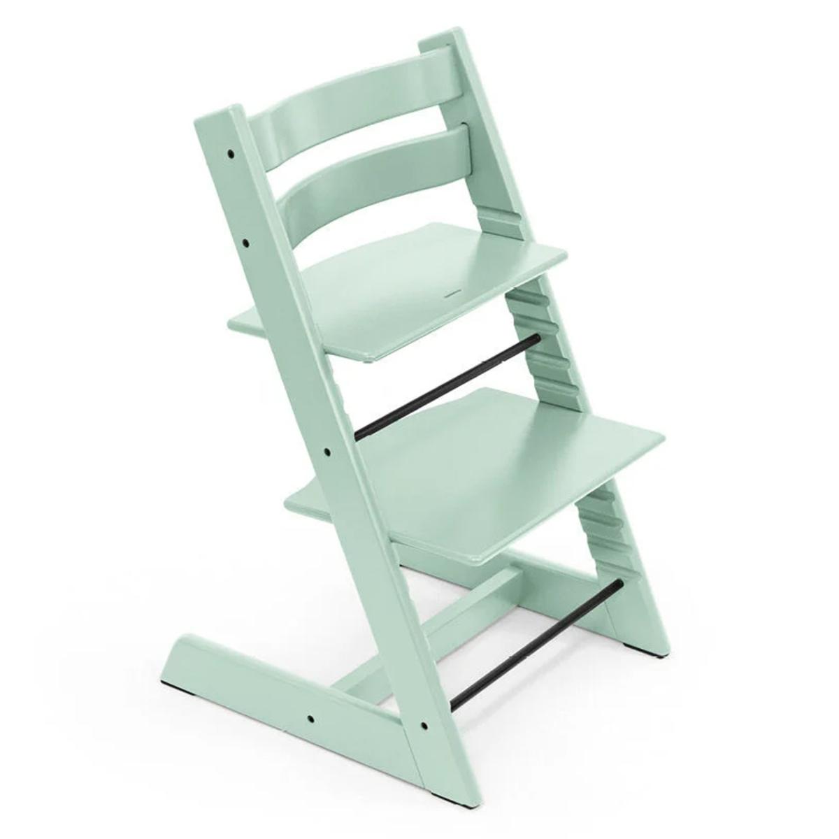 Chaise haute Chaise Haute Tripp Trapp - Vert Menthe Chaise Haute Tripp Trapp - Vert Menthe