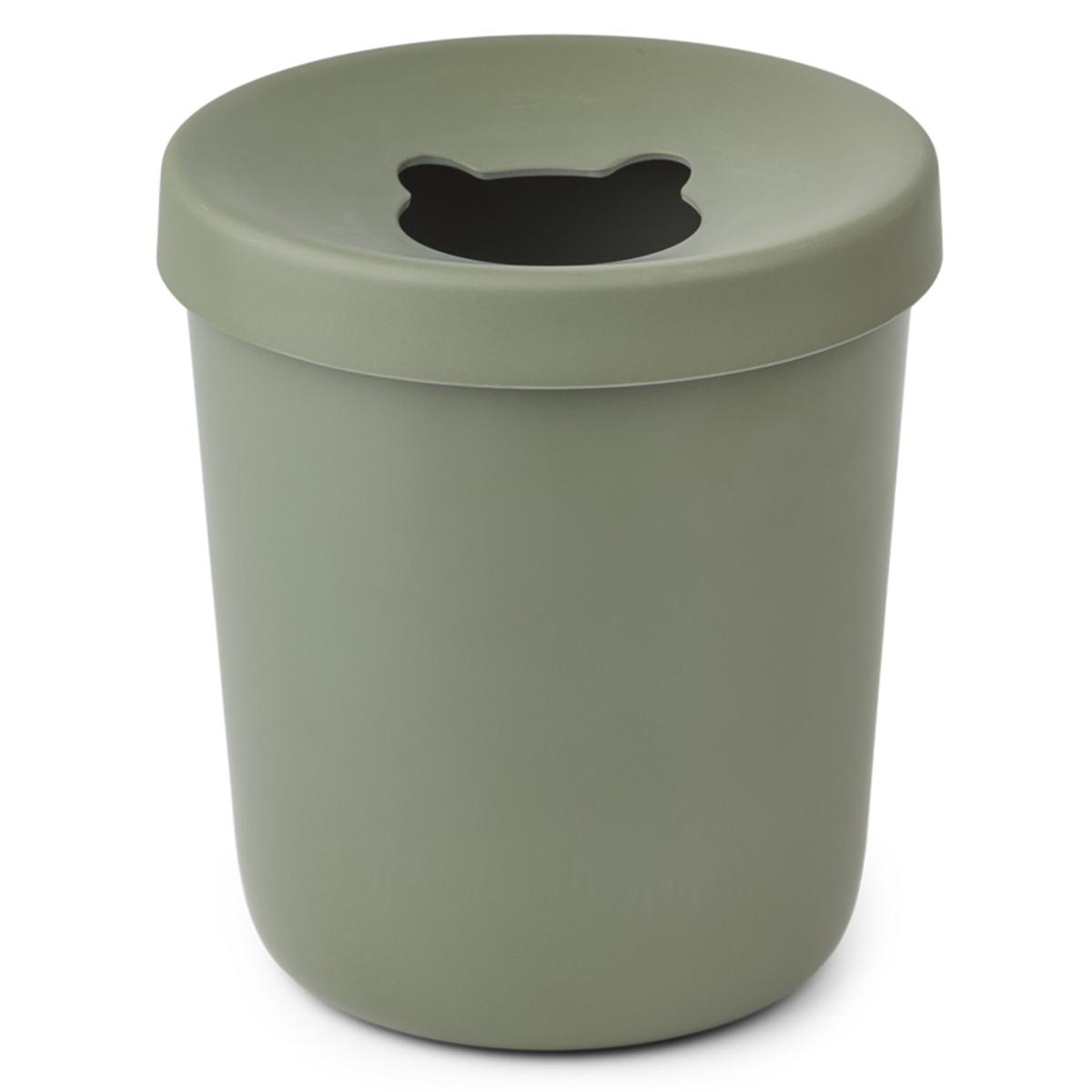 Panier & corbeille Poubelle Evelina - Faune Green Poubelle Evelina - Faune Green