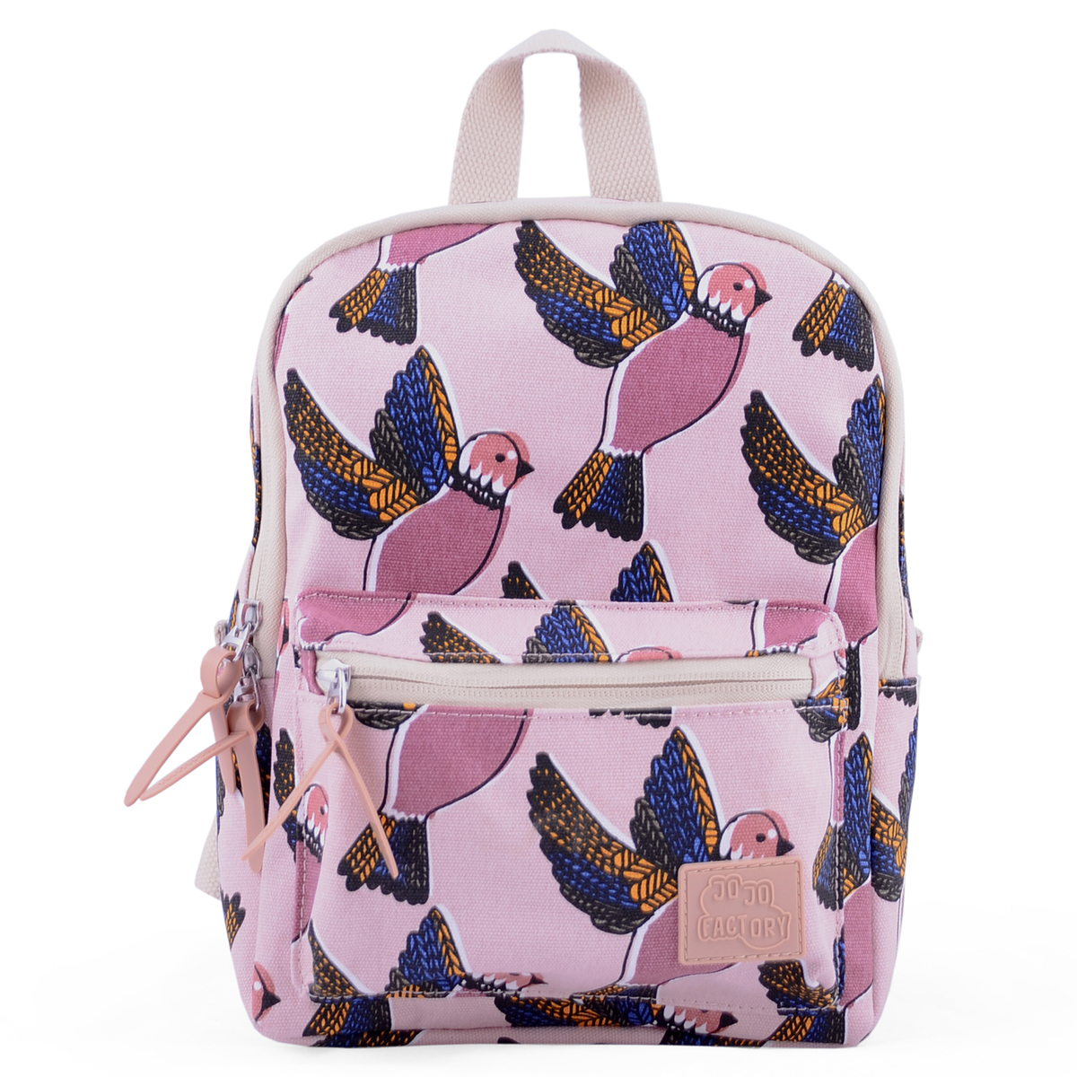 Bagagerie enfant Sac à Dos Bébé - Pink Birds Sac à Dos Bébé - Pink Birds