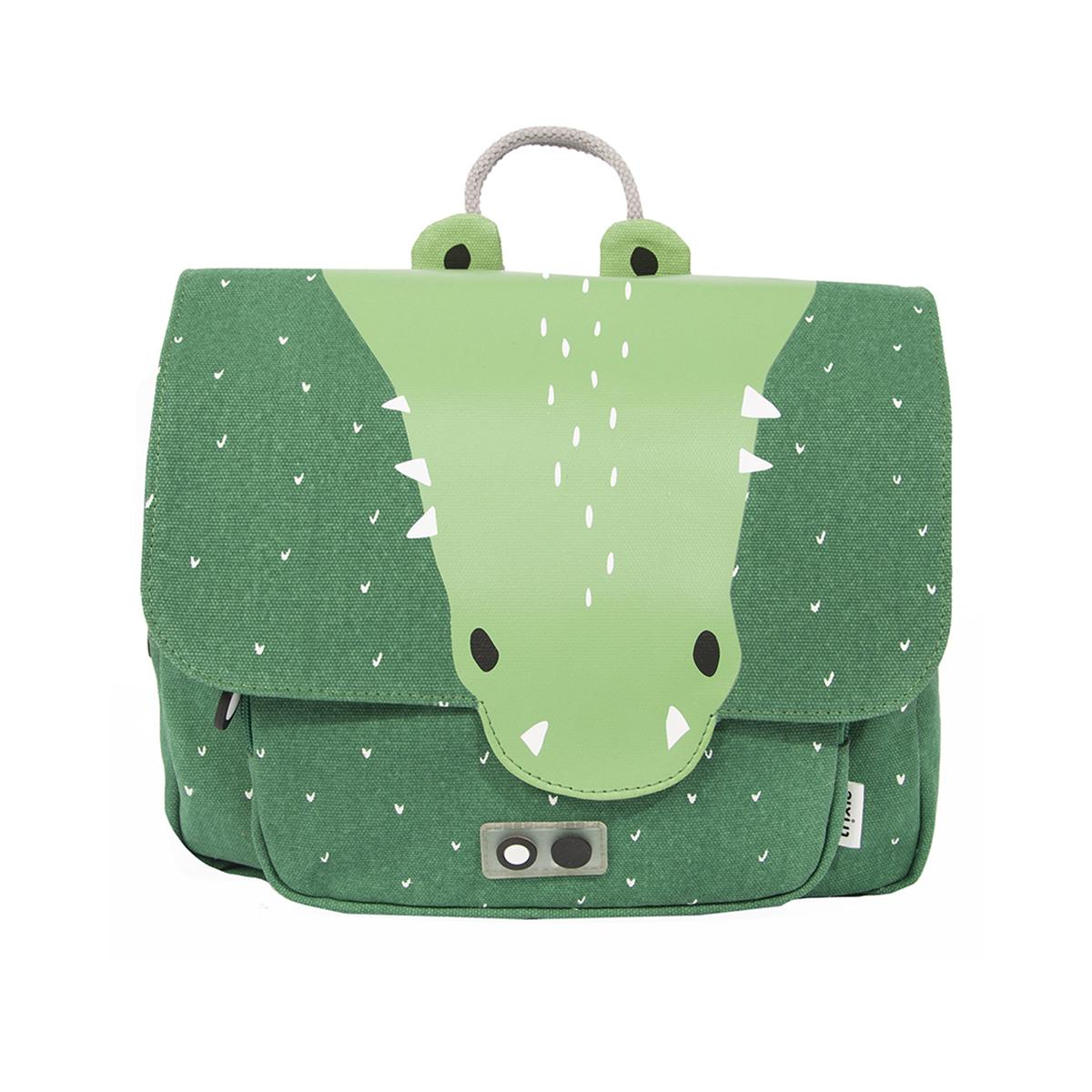 Bagagerie enfant Cartable - Mr. Crocodile Cartable - Mr. Crocodile
