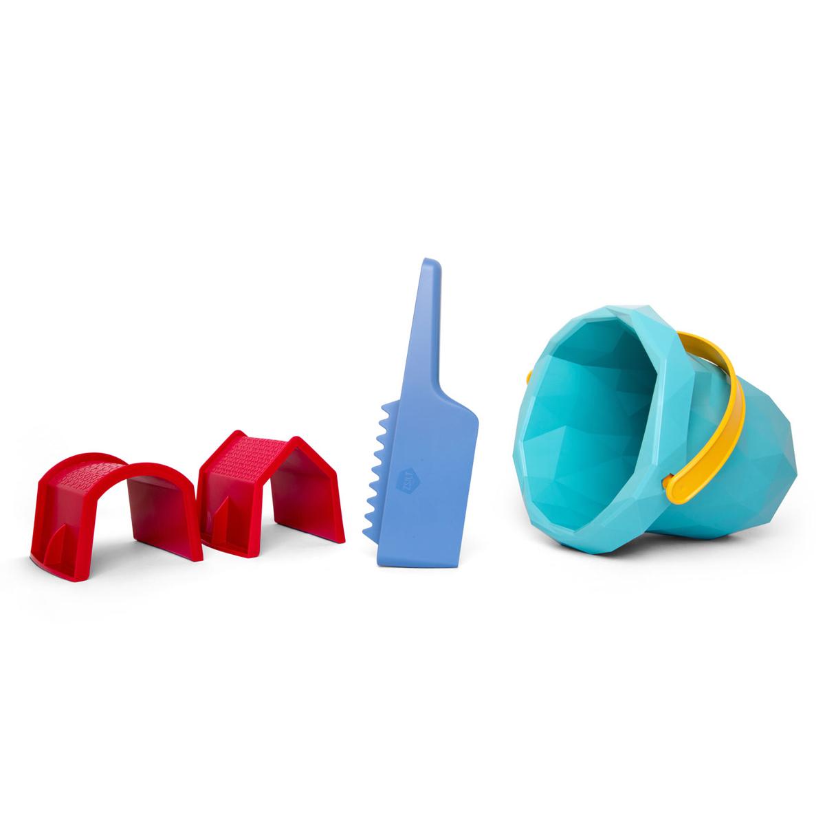 Mes premiers jouets Seau de Plage avec Accessoires Seau de Plage avec Accessoires