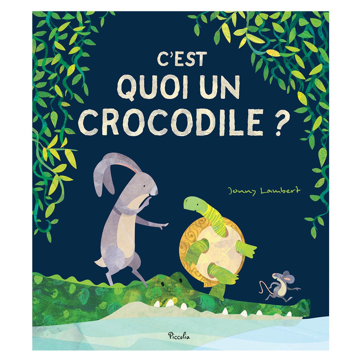 Livre & Carte C'est Quoi Un Crocodile ? C'est Quoi Un Crocodile ?