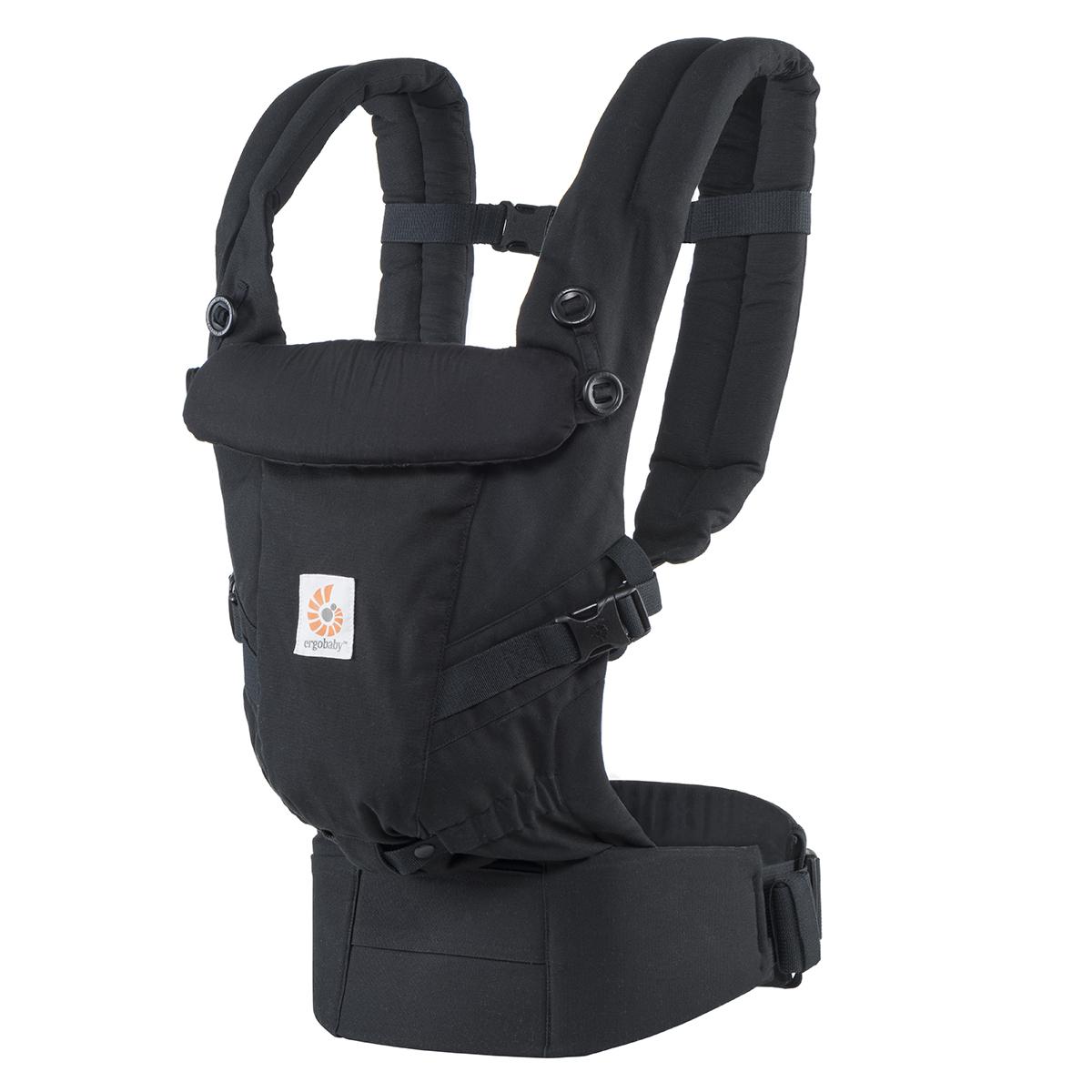 Porte bébé Porte-bébé Adapt - Noir Porte-bébé Adapt - Noir