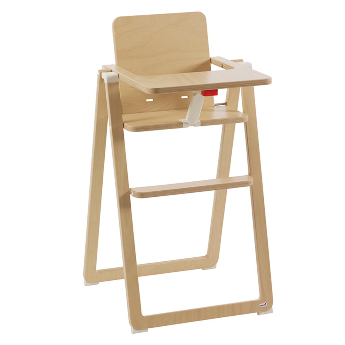 Chaise haute Chaise Haute SUPAflat - Nature Chaise Haute SUPAflat - Nature