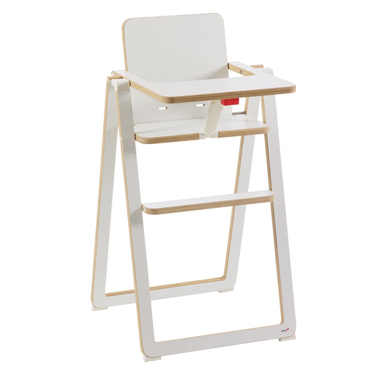Chaise haute Chaise Haute SUPAflat - Blanc Chaise Haute SUPAflat - Blanc