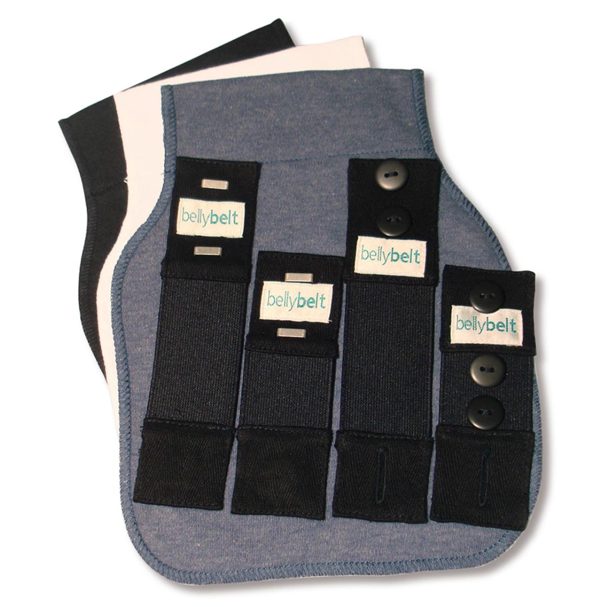 Accessoires bébé Belly Belt Combo Kit - Blanc Noir et Denim Belly Belt Combo Kit - Blanc Noir et Denim