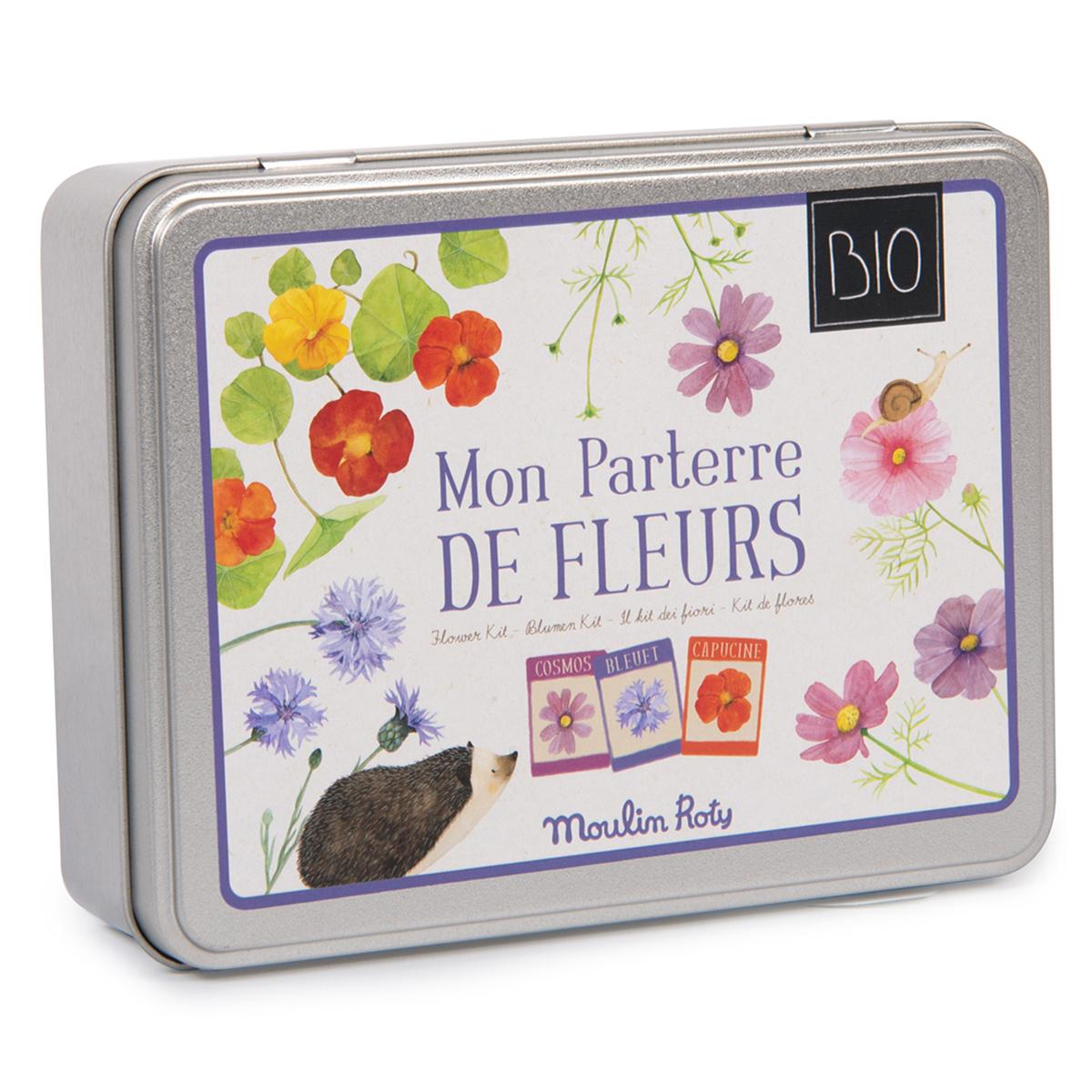 Mes premiers jouets Kit de Fleurs - Le Jardin du Moulin Kit de Fleurs - Le Jardin du Moulin