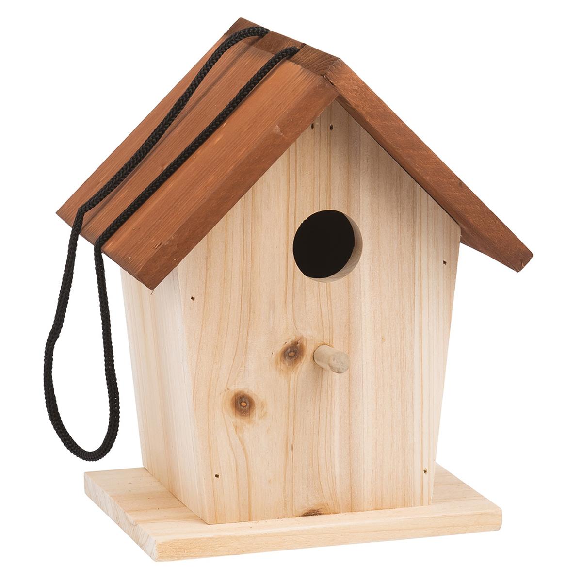 Mes premiers jouets Cabane à Oiseaux - Le Jardin du Moulin Cabane à Oiseaux - Le Jardin du Moulin