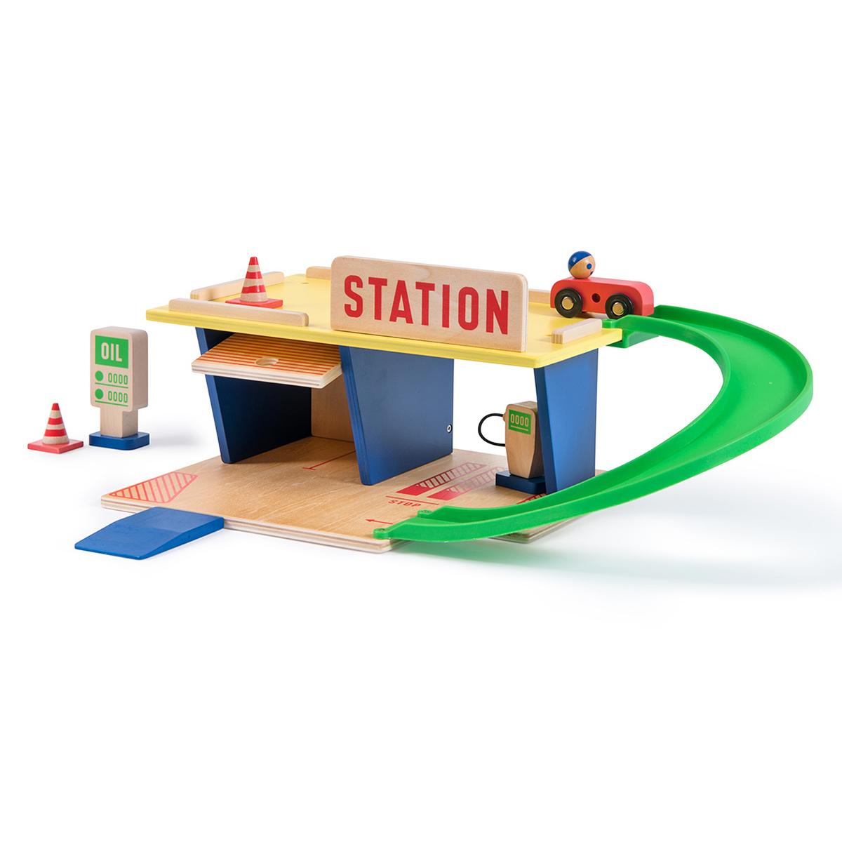 Mes premiers jouets Station-Service - Dans la Ville Station-Service - Dans la Ville