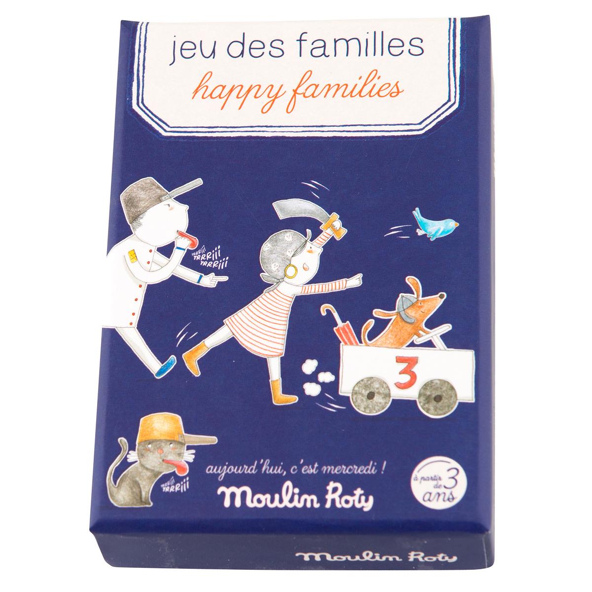 Mes premiers jouets Jeu des Familles - Aujourd'hui c'est Mercredi Jeu des Familles - Aujourd'hui c'est Mercredi