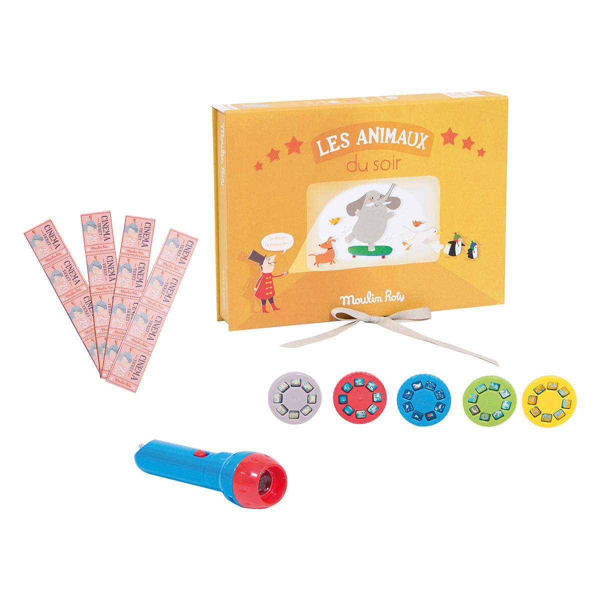 Mes premiers jouets Coffret Cinéma Animaux - Les Petites Merveilles Coffret Cinéma Animaux - Les Petites Merveilles