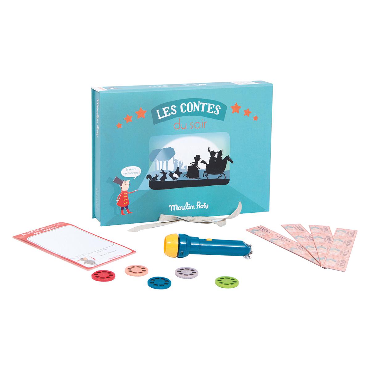 Mes premiers jouets Coffret Cinéma Contes - Les Petites Merveilles Coffret Cinéma Contes - Les Petites Merveilles