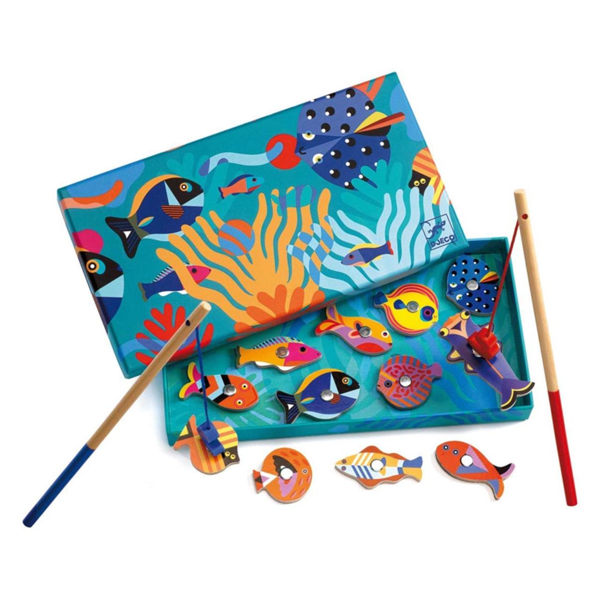 Mes premiers jouets Pêche Magnétique Pêche Magnétique