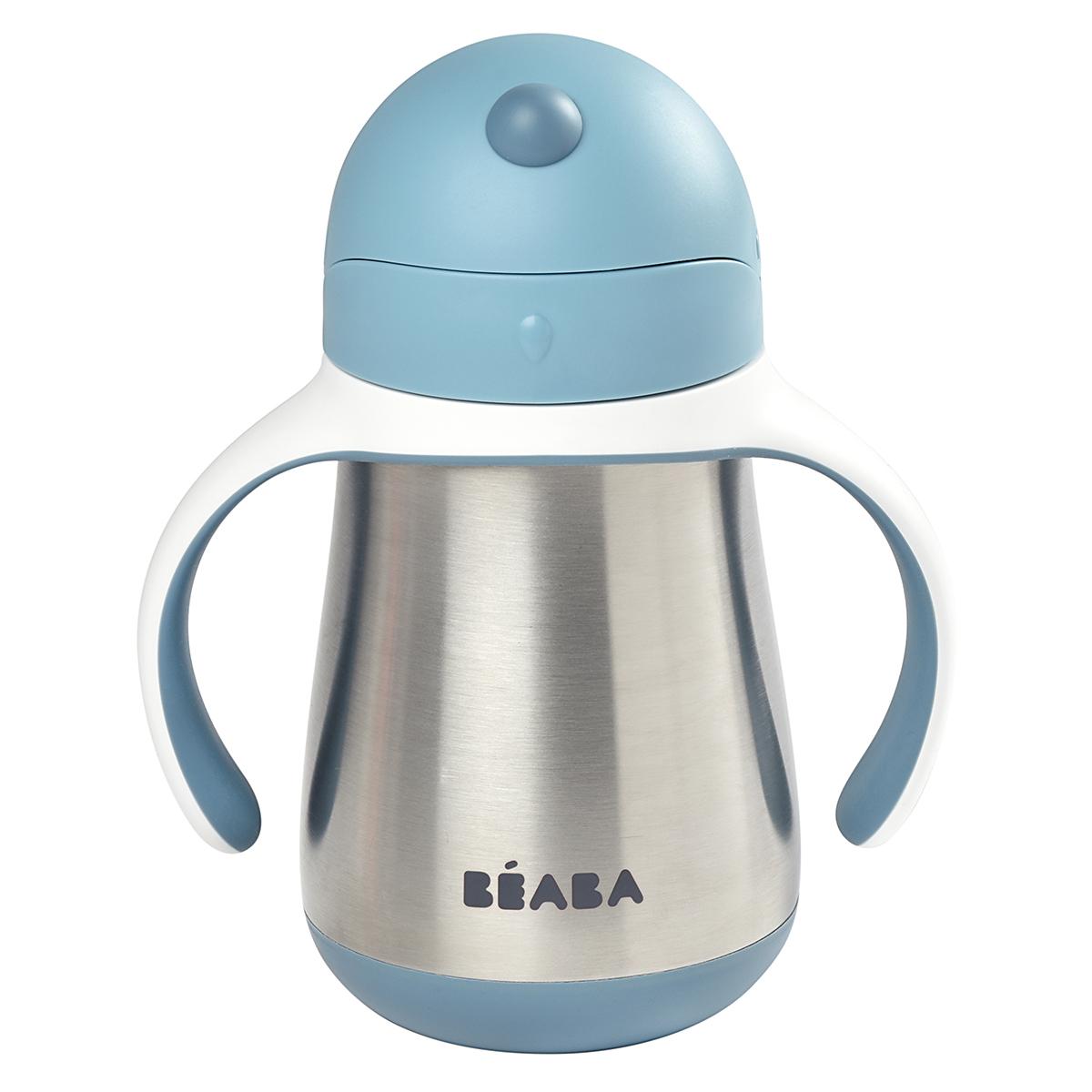 Tasse & Verre Tasse Paille Inox Windy Blue - 250 ml Tasse Paille Inox Windy Blue - 250 ml