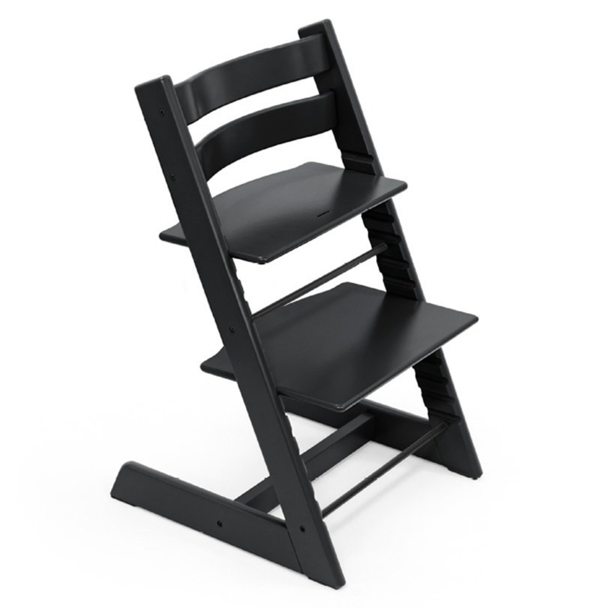 Chaise haute Chaise Haute Tripp Trapp - Noir Chaise Haute Tripp Trapp - Noir