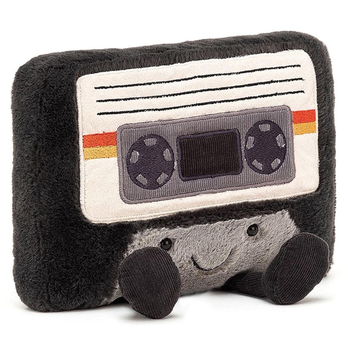 Peluche Amuseable Cassette Peluche Cassette 16 cm