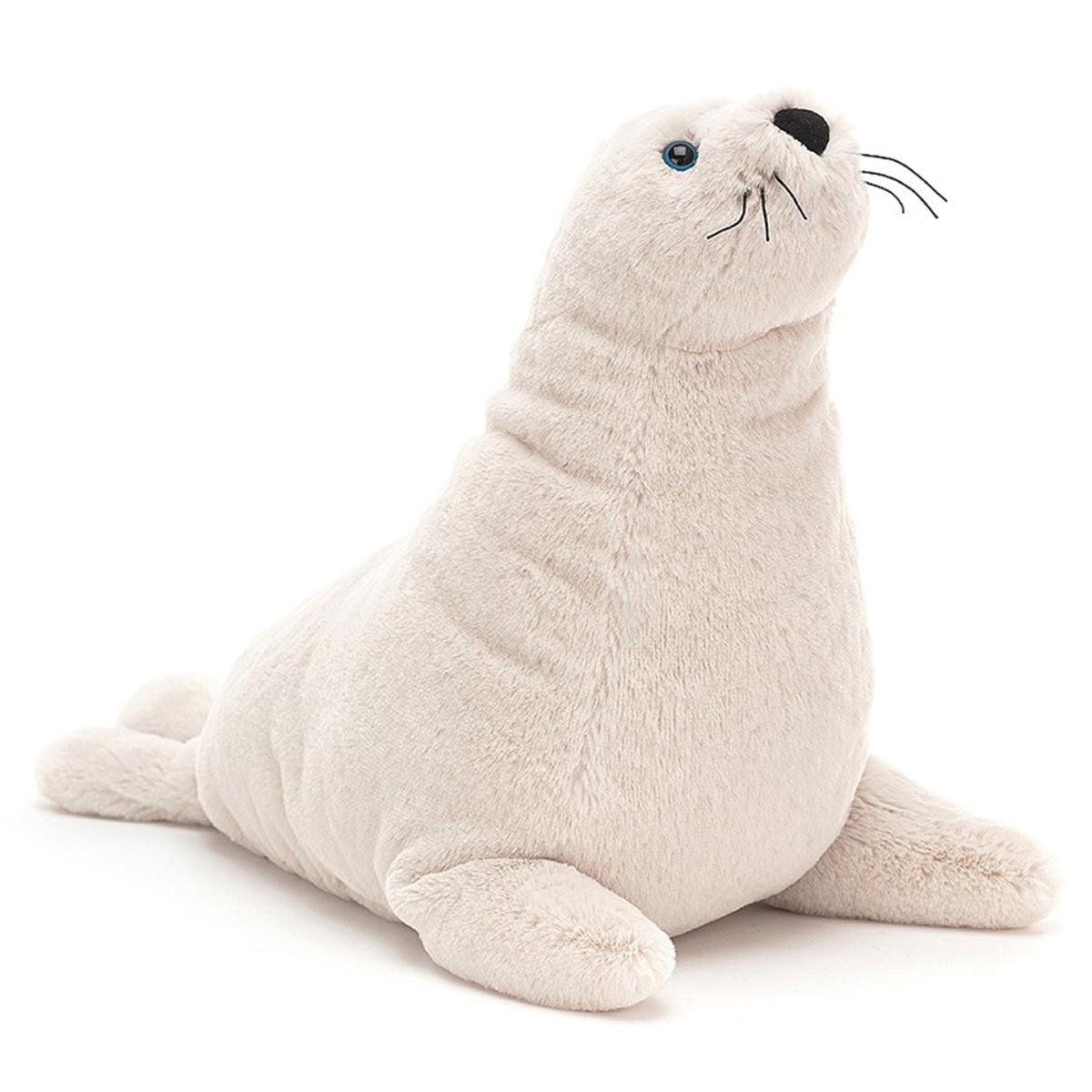 Peluche Selena Seal - Medium Peluche Phoque 25 cm