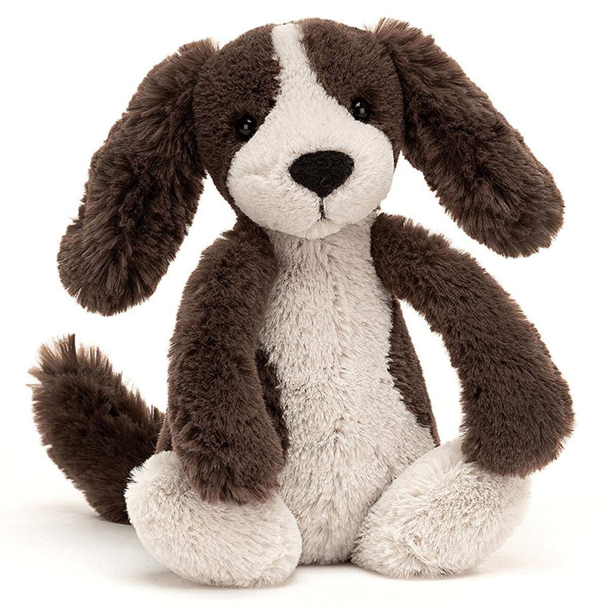 Peluche Bashful Fudge Puppy - Small Peluche Chiot 18 cm