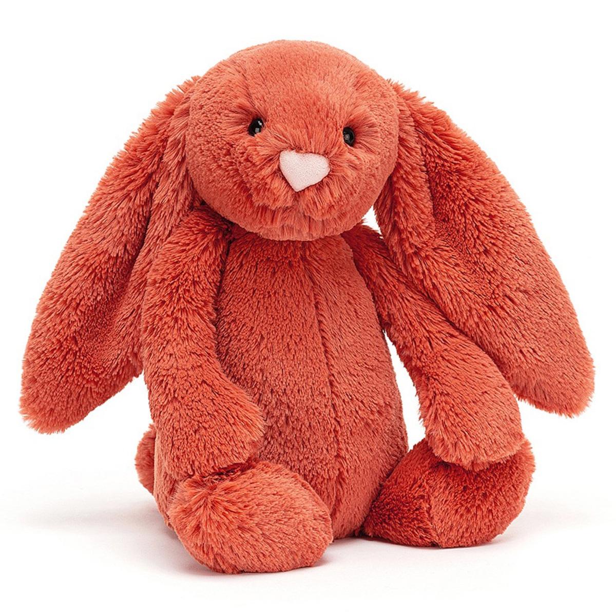 Peluche Bashful Cinnamon Bunny - Medium Peluche Lapin 31 cm