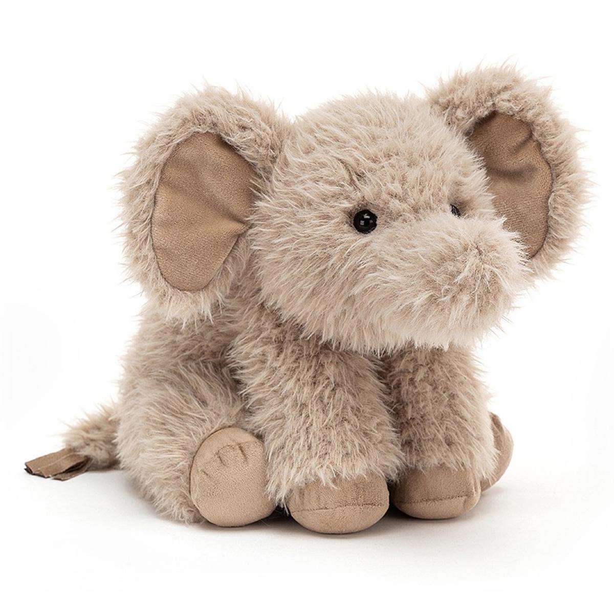 Peluche Curvie Elephant - Medium Peluche Eléphant 24 cm