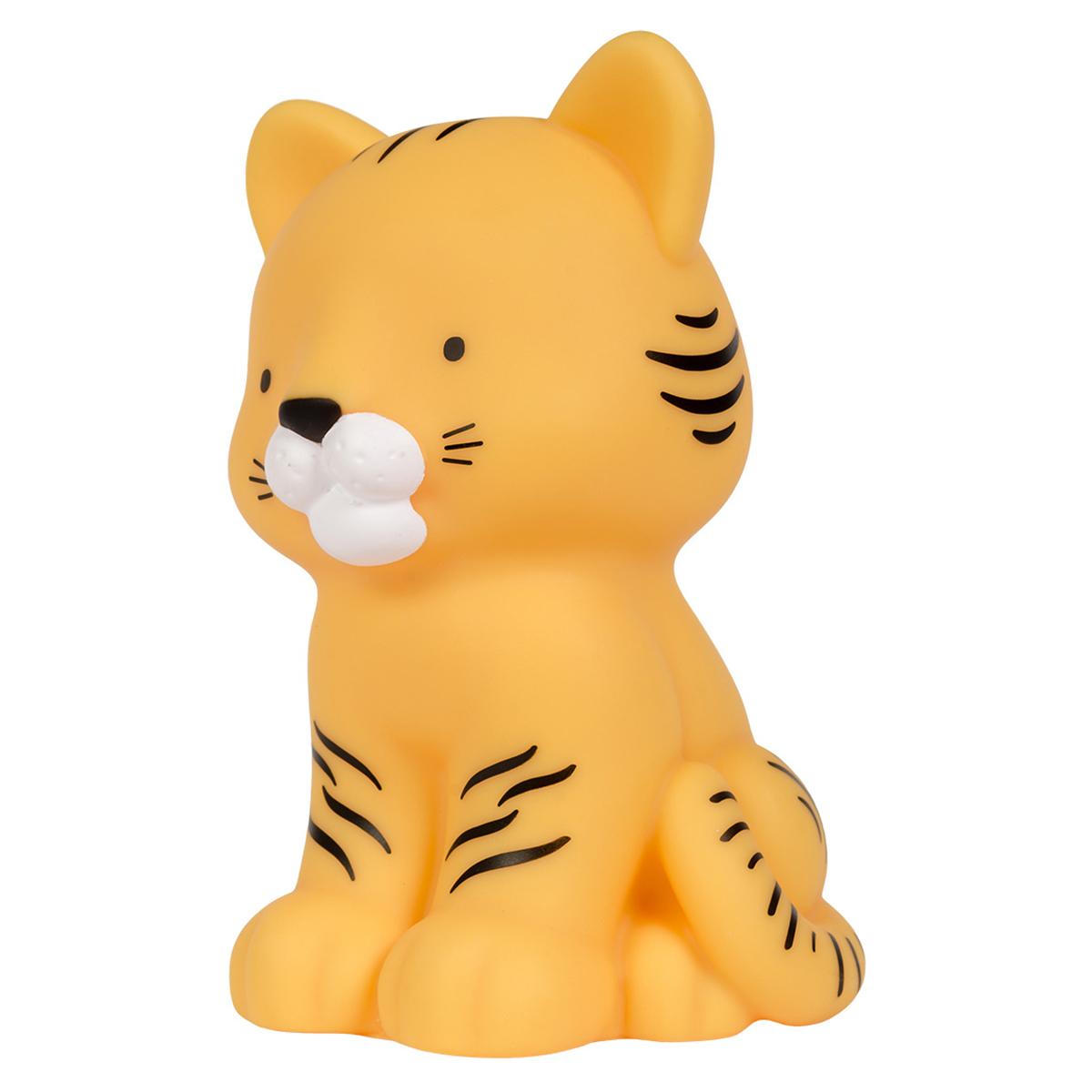 Veilleuse Petite Veilleuse Tigre - Jaune Petite Veilleuse Tigre - Jaune