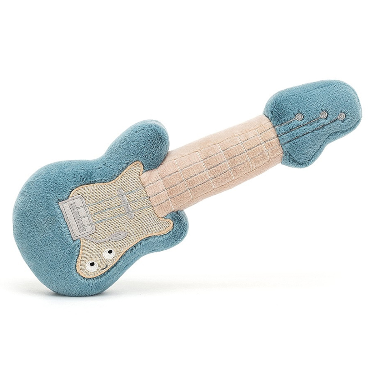 Peluche Wiggedy Guitar - Medium Peluche Guitare 33 cm