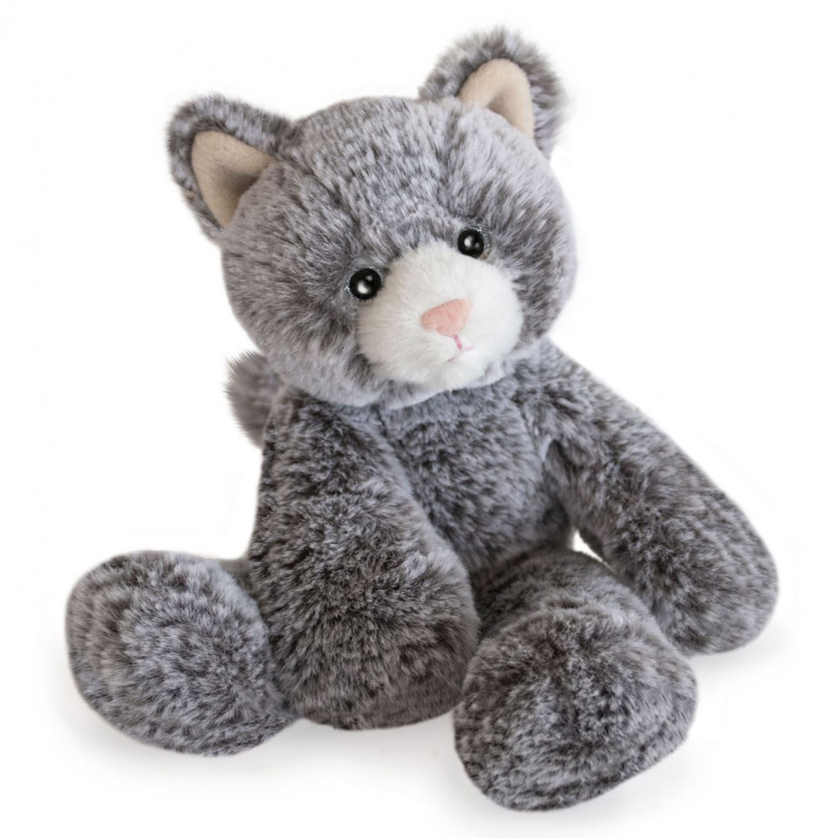 Peluche Peluche Sweety Mousse Chat - Moyen Peluche Chat Sweety Mousse 25 cm