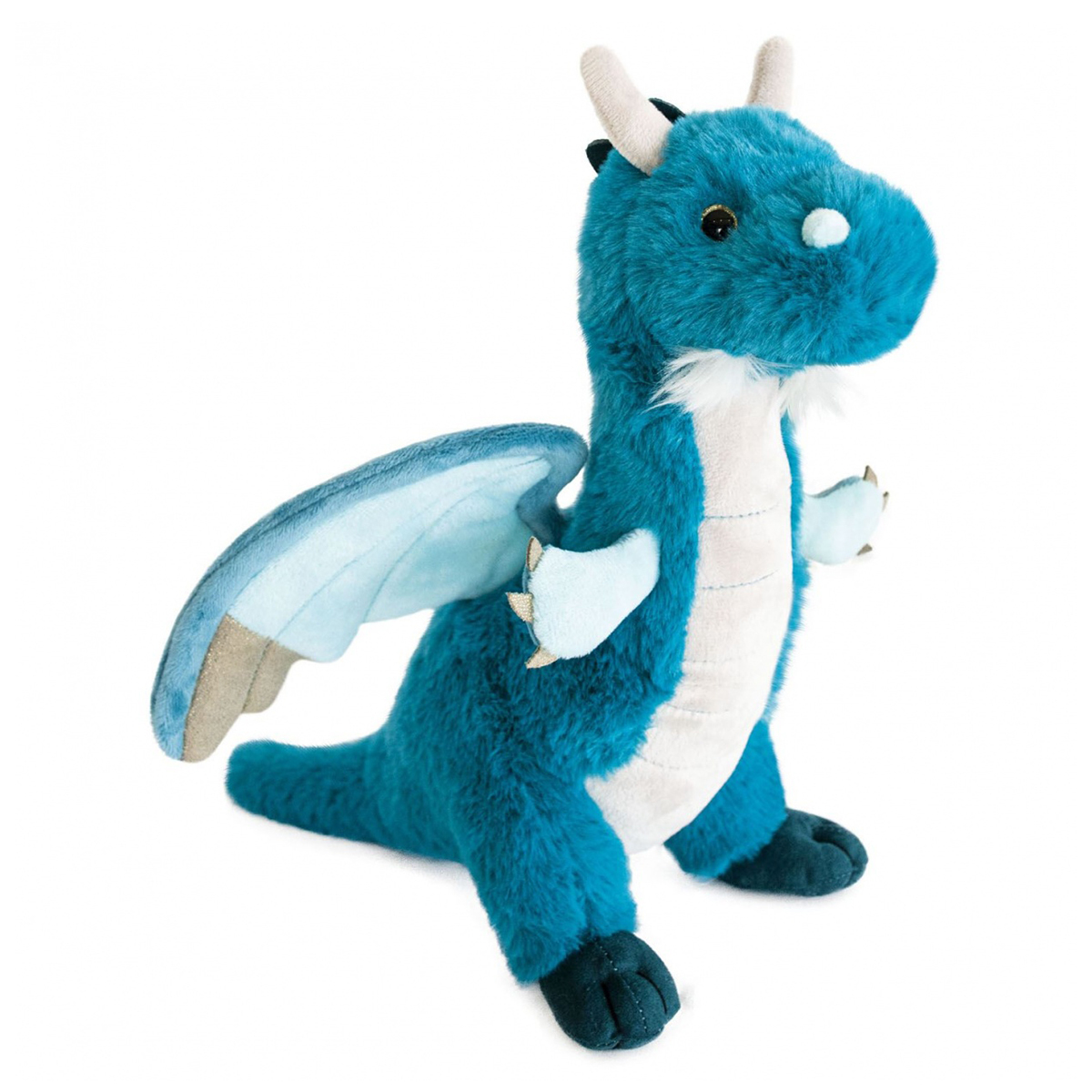 Peluche Peluche Grégoire le Dragon - Moyen Peluche Grégoire le Dragon 30 cm