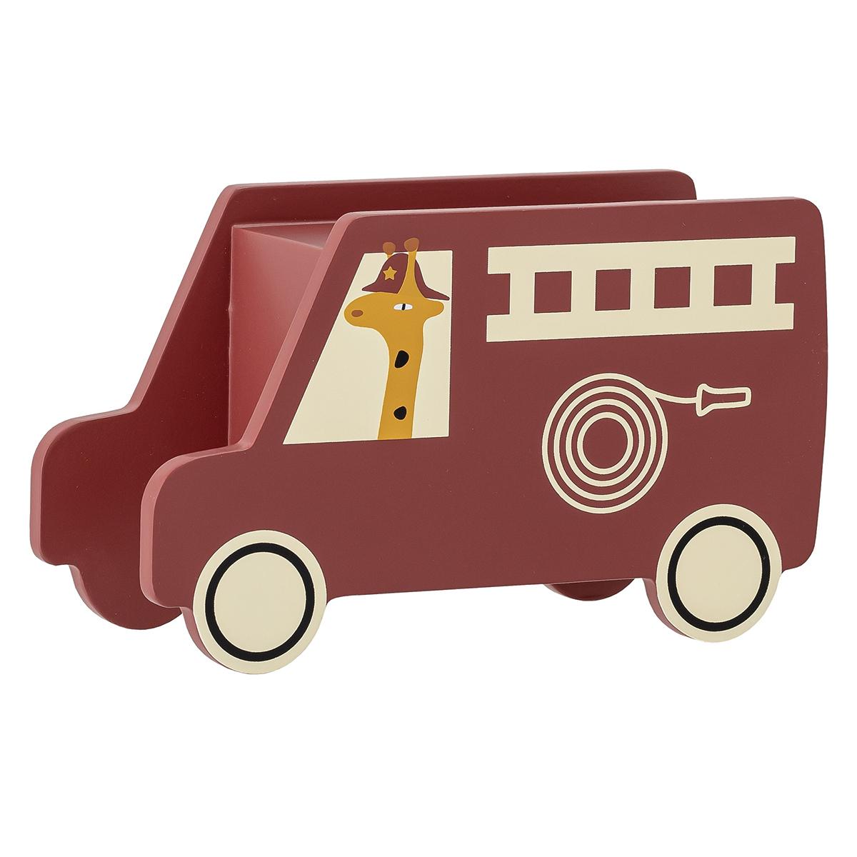 Tirelire Tirelire Camion de Pompier - Rouge Tirelire Camion de Pompier - Rouge