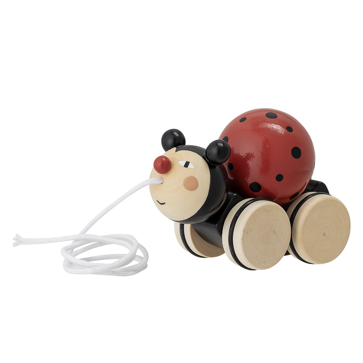 Mes premiers jouets Coccinelle à Tirer Coccinelle à Tirer