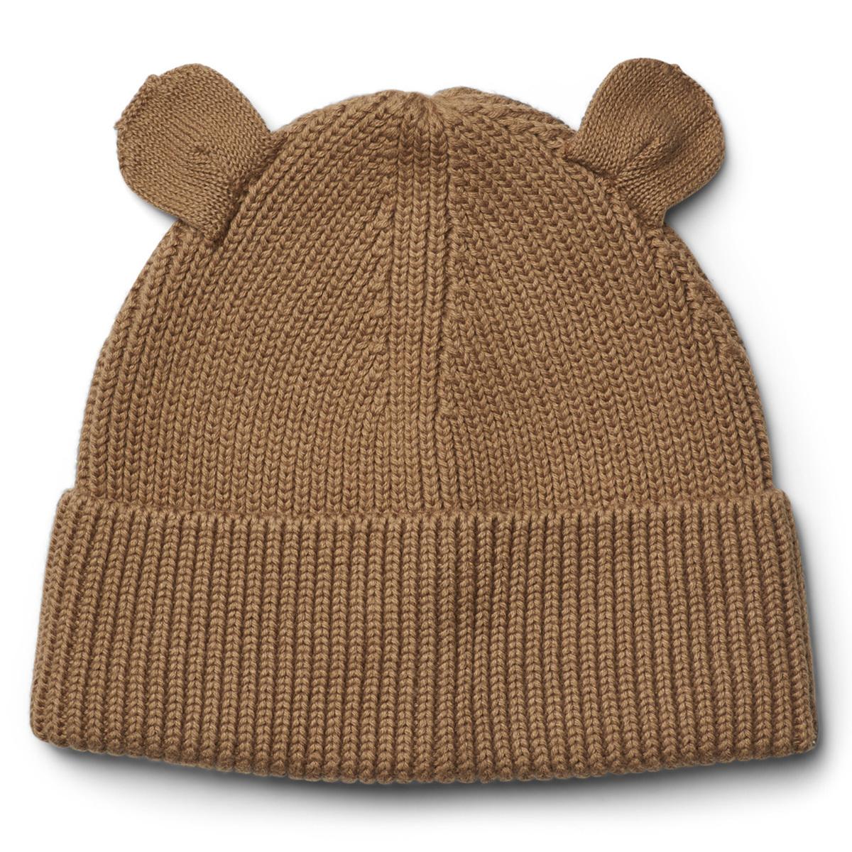 Accessoires bébé Bonnet Gina Camel - 12/24 Mois Bonnet Gina Camel - 12/24 Mois