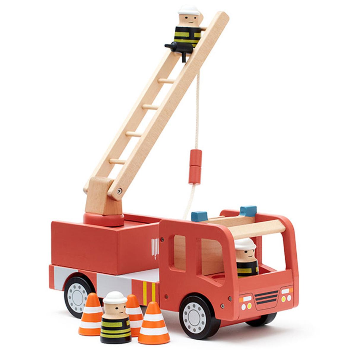 Mes premiers jouets Camion de Pompier Aiden Camion de Pompier Aiden