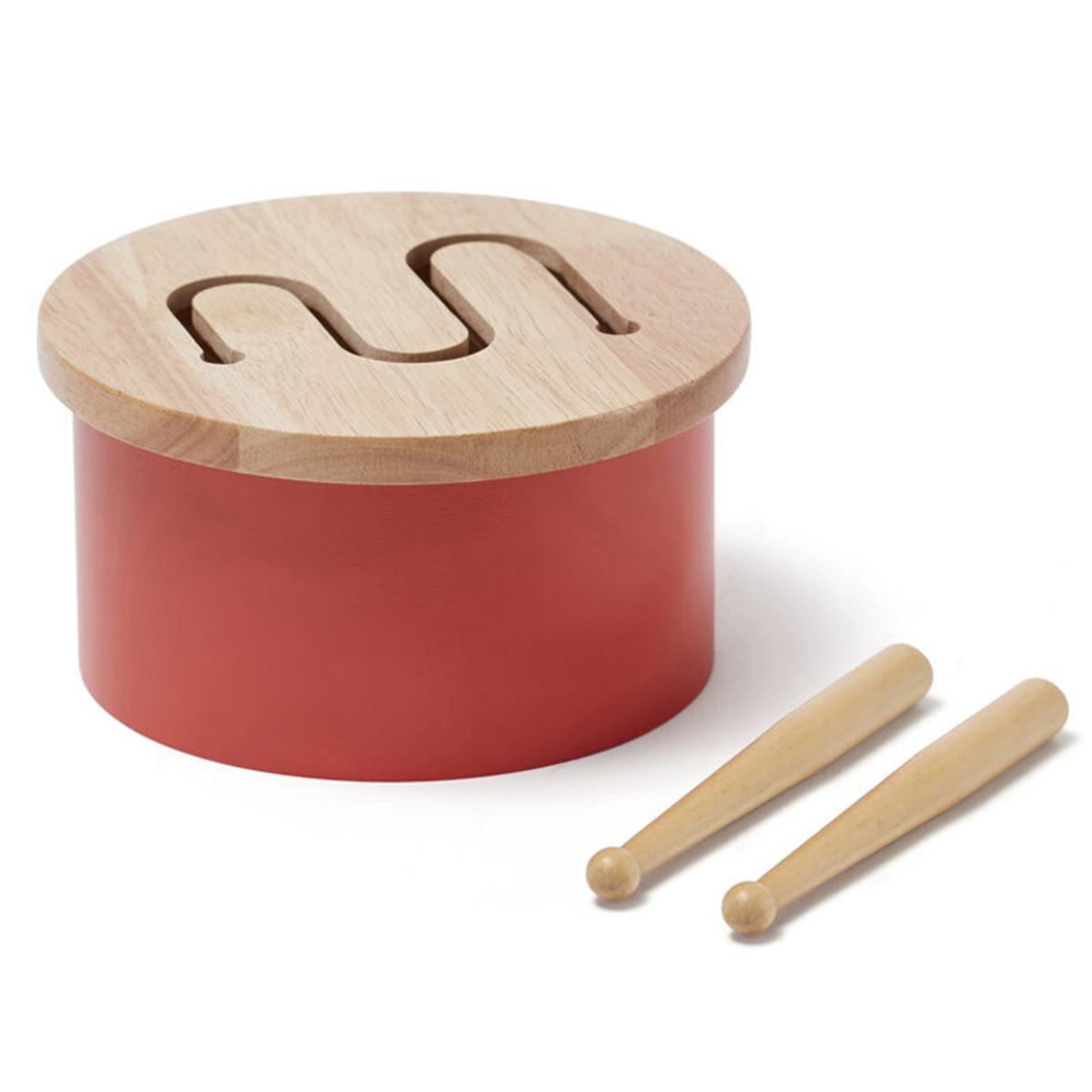Mes premiers jouets Tambour Mini - Rouge Tambour Mini - Rouge