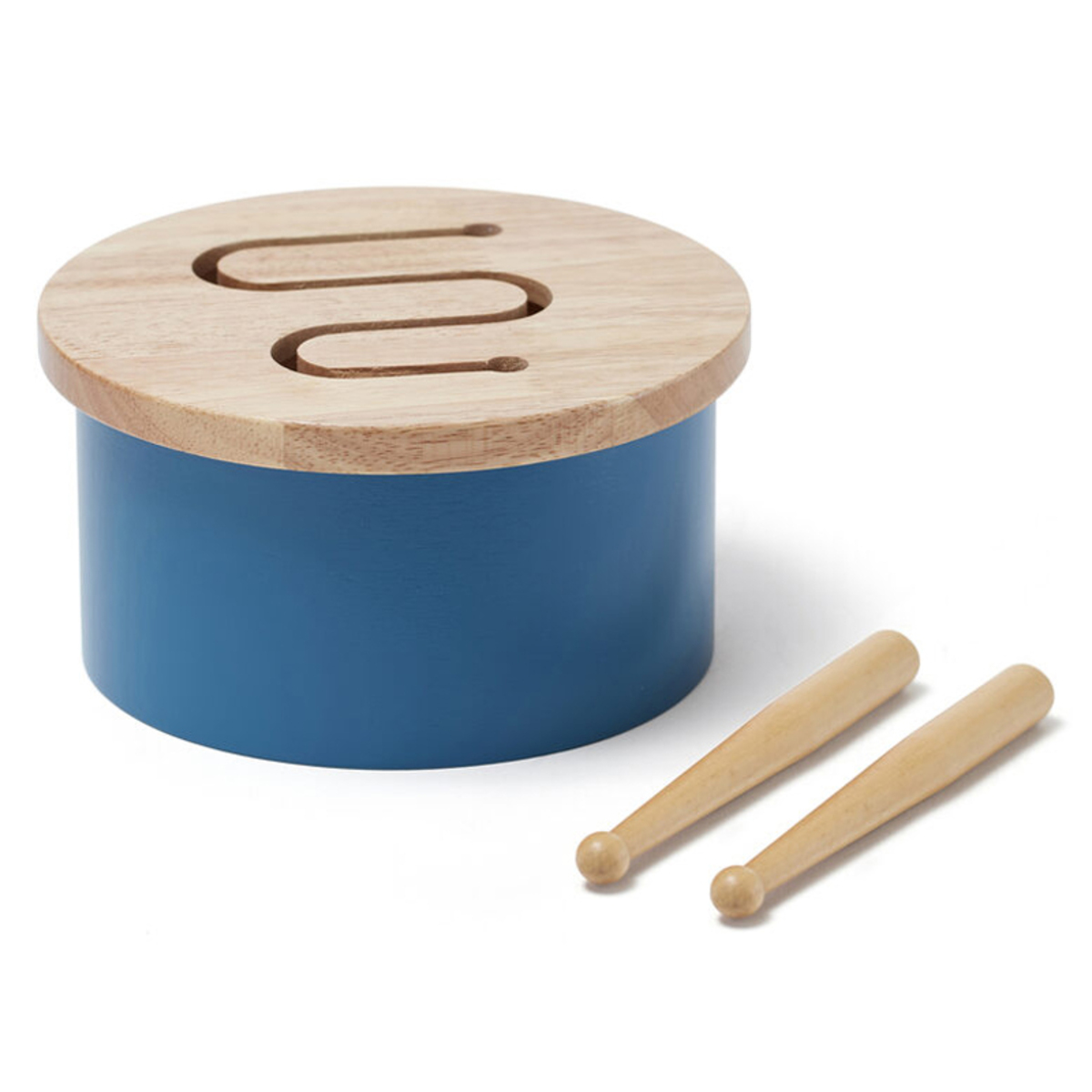 Mes premiers jouets Tambour Mini - Bleu Tambour Mini - Bleu