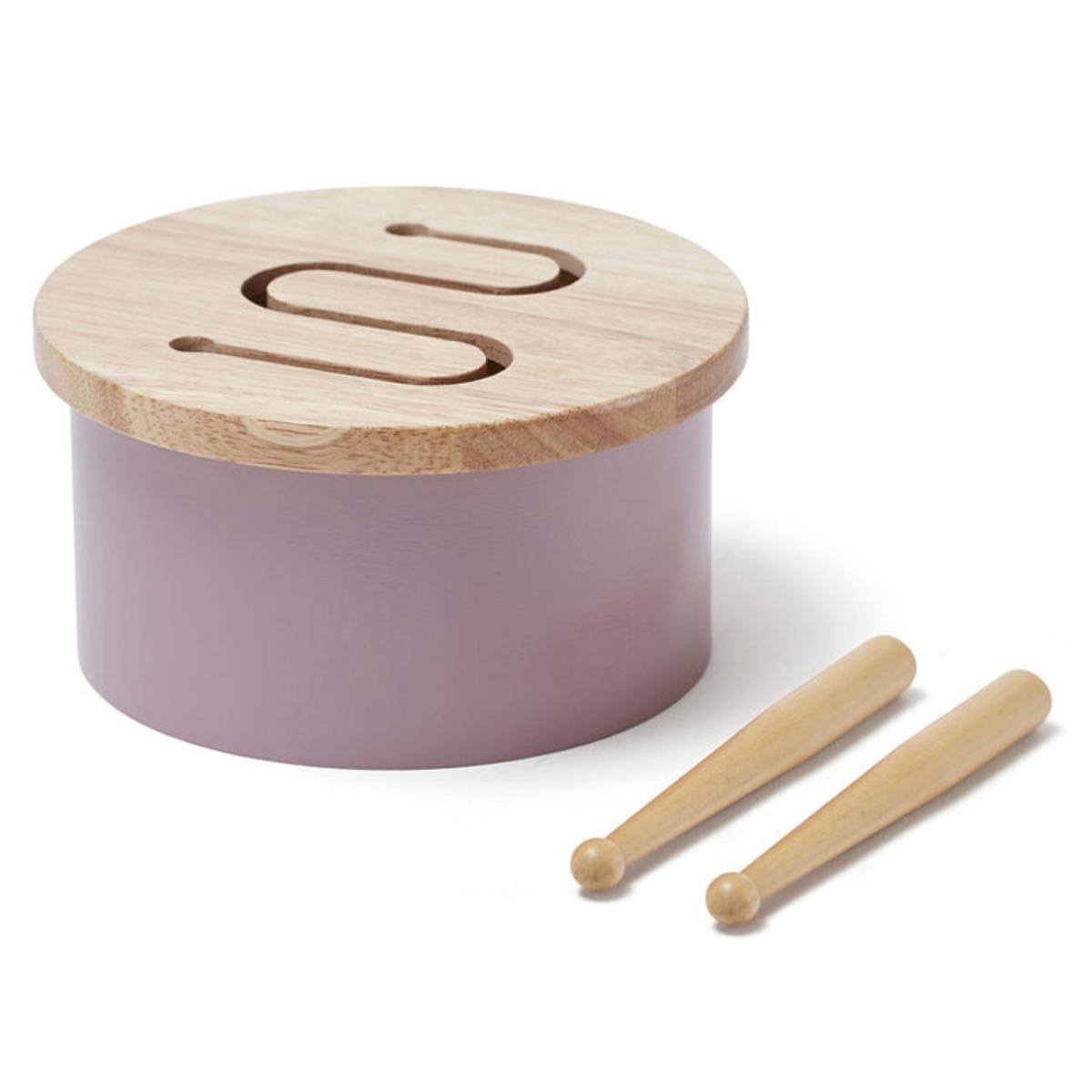Mes premiers jouets Tambour Mini - Lilas Tambour Mini - Lilas
