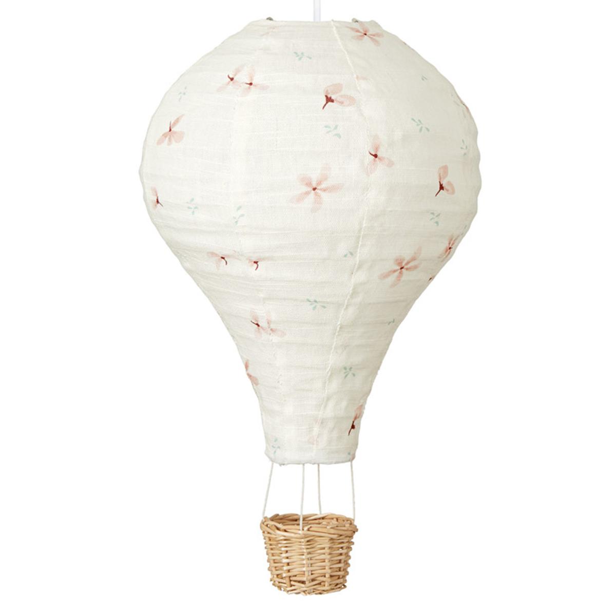 Suspension  décorative Lampe Montgolfière - Windflower Crème Lampe Montgolfière - Windflower Crème