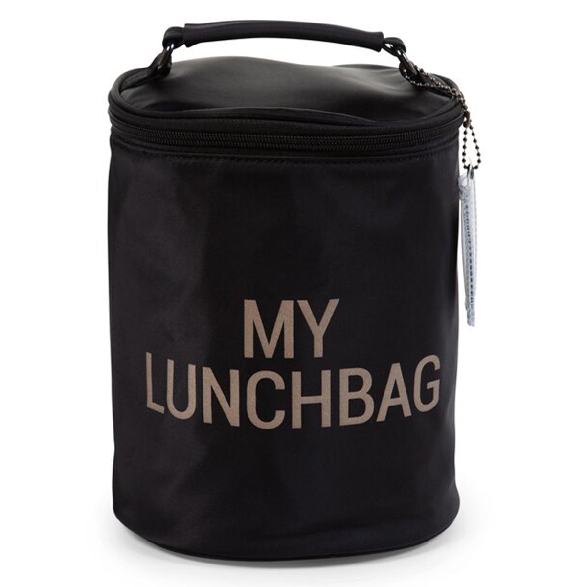 Sac isotherme My Lunchbag - Noir et Or My Lunchbag - Noir et Or